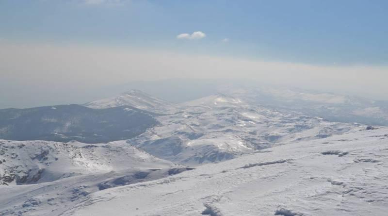 Zimski uspon na Troglav