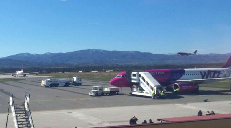 Aerodrom u Tuzli proširuje kapacitet za 500.000 putnika