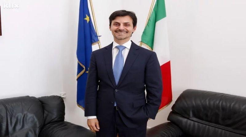 Ambasador Italije u BiH: Imate snažnu kulturu i snagu za pozitivne promjene