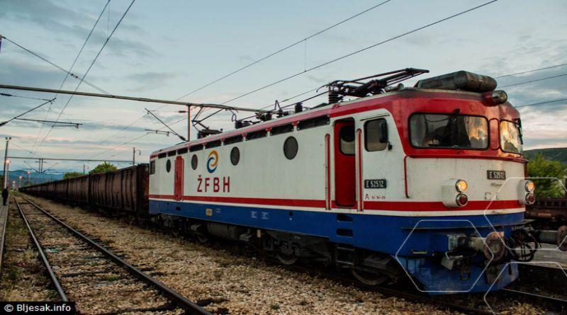 Željeznice FBiH dogovorile prijevoz gipsa u Hrvatsku, uskoro i turistički voz kroz Krajinu